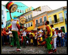 Olodum; Bahia