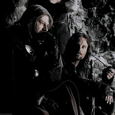 10 Times We Related to Aragorn on an Emotional Level | HCGettysburg