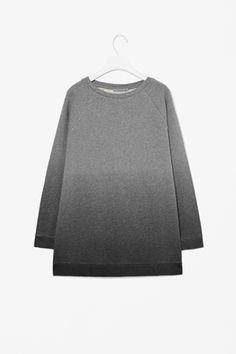 Oversized sweatshirt-COS