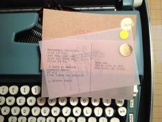 Postcard Poets.
