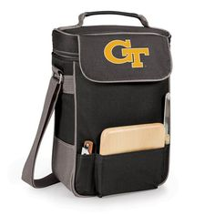 Georgia Tech Duet Insulated Tote w/Embroidery