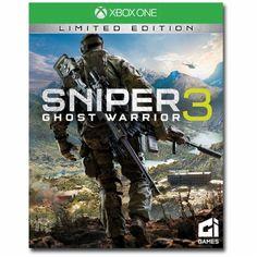 Okładka  z gry Sniper Ghost Warrior 3 XONE   Zajrzyjcie na Nasze pozostałe profile:  # YouTube: http://bit.ly/2dQL84UFaniSniperGhostWarrior3 # Oficjalna Strona: http://bit.ly/Fani-SniperGhostWarrior3 # Facebook: http://bit.ly/2dKzojFaniSniperGhostWarrior3 # Instagram: http://bit.ly/FaniSniperGhostWarrior3
