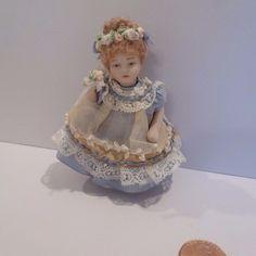 unknown artist - porcelain child