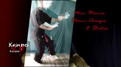 Kenpo Karate - More Stances, Stance Changes and Strikes Part #1, Cat Stance