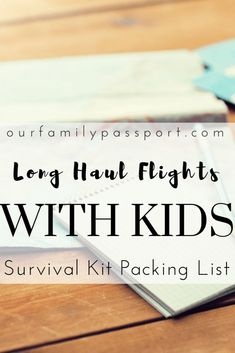 FAMILY AIR TRAVEL   Getting ready to take a long flight or a red-eye flight with littles? Be sure to check out our Long Haul Flight with Kids Survival Kit Packing List!   family travel, kids, things to do with kids, parents, who to fly with kids, travelin