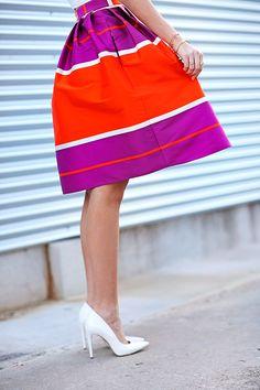 the best skirt for summer parties