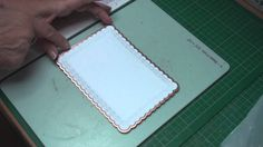 Some simple tips to help you with your die cutting
