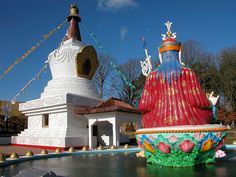 Kagyu Samye Ling was the first Tibetan Buddhist Centre to have been established in the West. located in Eskdalemuir, Scotland.