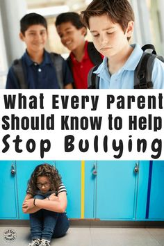 Must-read Anti-Bullying books will help bully-proof our kids and prevent bullying and comes with bully prevention discussion starters to use with your kids. Peaceful Parenting, Gentle Parenting, Parenting Teens, Parenting Quotes, Parenting Advice, Natural Parenting, Foster Parenting, Parenting Styles, Stop Bullying