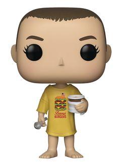 718 Eleven (Burger T-Shirt)
