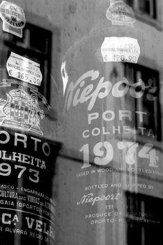 Vintage Port Wine- wow the year I was born is considered vintage, lol-AS