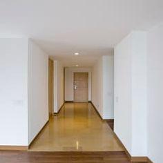 Pasillo, hall y escaleras de estilo  por Bloque B Arquitectos