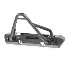 XHD Bumper Kit, Front, Stinger/Stubby; 07-16 Jeep Wrangler JK - Crawltech…