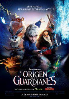 """Tráiler de """"El origen de los guardianes"""". Información, sinópsis y ficha técnica de la película #películas #movies #films"""