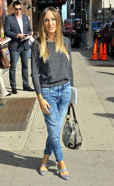 c7079f8fbf41 84 Best Street Style - Sarah Jessica Parker images