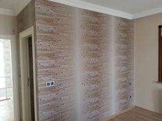 FG mimarlık wallpaper villa uygulama çalışması
