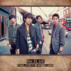 [Music] Re:BLUE by CNBLUE
