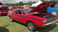 challenger 1970 with 1971 stripe