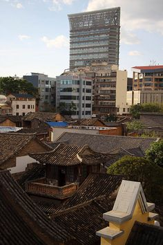 The old street Kunming, Kunming  Tourism