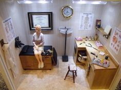 FRIENDS PROJECTS - Kathy M's Dr. office