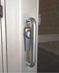 You had one job...door lock..hahaha  Please only hire an ALOA Certified Registered Locksmith.