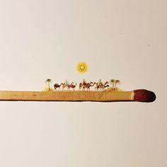 Kunst in XXS – Minimal Art von Hasan Kale