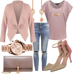 Rose #fashion #style #look #dress #outfit #luxury #trend #mode #nobeliostyle