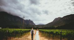 Holden Manz Wedding Venue - Dramatic Weather South African Weddings, Beautiful Wedding Venues, Fairy Lights, Real Weddings, Naked, Wedding Day, Weather, Style, Pi Day Wedding