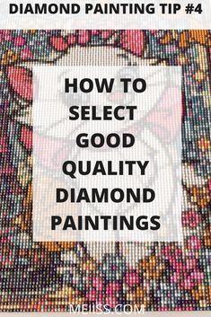 Best Diamond, Diamond Art, Dot Painting, Painting Tips, Canvas Frame, Canvas Art, 5d Diamond Painting, Hanging Pictures, New Crafts