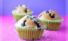 Muffinki z jagodami – Małe wypieki Breakfast, Food, Morning Coffee, Essen, Meals, Yemek, Eten
