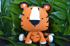 Tiger Amigurumi Crochet Pattern | Craftsy