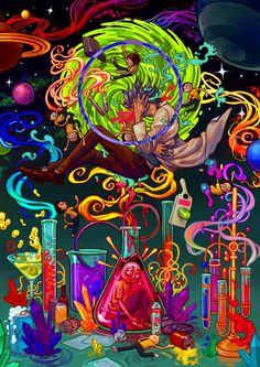 Whoa Marijuanastrains In 2019 Rick Morty Poster Rick for The Incredible Rick and Morty Acid Wallpaper Trippy Rick And Morty, Rick And Morty Time, Rick And Morty Drawing, Rick Und Morty, Rick And Morty Poster, Cartoon Wallpaper, Acid Wallpaper, Trippy Wallpaper, Psychadelic Art