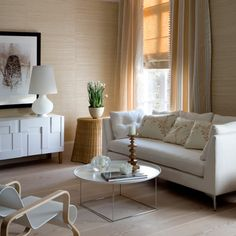 Casual cream living room | Living rooms | Living room ideas | Image