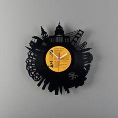 relojes con discos de vinilo che - Buscar con Google