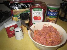 Making Frugal Living {Simply} Extravagant Hamburger And Fries, Aldi Recipes, Homemade Hamburgers, Italian Style, Ketchup, Meal Ideas, Easy Meals, Beef, Dinner
