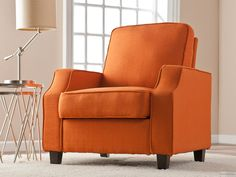 Parkdale Arm Chair - Orange for $259.99