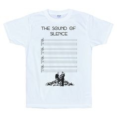 The Sound of Silence -giddyteecouk