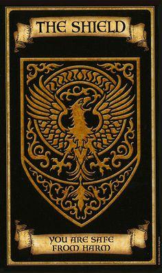 Oraculo Madame Endora: El Escudo - La magia del Tarot