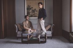 Shangri La Taipei - Hotel Review - The-Lins - Hotel Review  gay couple from Germany