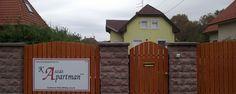 Apartman Kaszás Garden - Unterkunft/accommodation in Mosonmagyaróvár Lovely Apartments, Garage Doors, Shed, Outdoor Structures, Garden, Outdoor Decor, Home Decor, Garten, Decoration Home