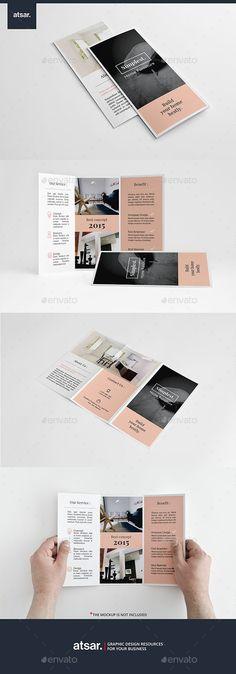 New design brochure luxury Ideas Graphic Design Brochure, Brochure Design Inspiration, Brochure Layout, Brochure Template, Design Poster, Flyer Design, Print Design, Corporate Design, Cool Business Cards