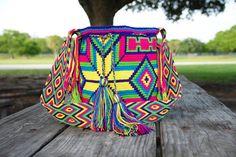 Boho Bags Gipsy Bags  Handmade Wayuu Mochila Bag  by loveandlucky