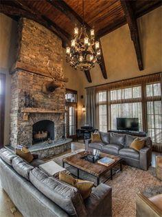 Luxury home in Bryson City, North Carolina
