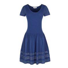 Love this dress Rigolade Marine  Sandro - E-Boutique Officielle SANDRO / Collection Printemps-Été 2013 SANDRO