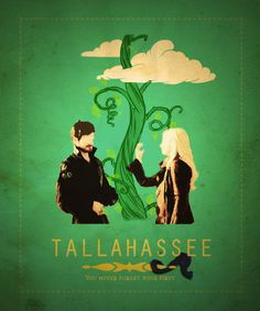 Captain Swan Episode Posters: Tallahassee