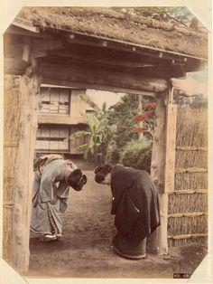Kusakabe, Kimbei: Photography, History   The Red List