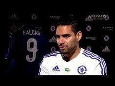 First Words: Falcao | News | Official Site | Chelsea Football Club