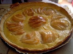 Ingrédients: 4 poires au sirop (1 grosse boite) ou fraîches bien mûres 1 c. à soupe de sucre glace Thermomix 20 gr de beurre Pour...
