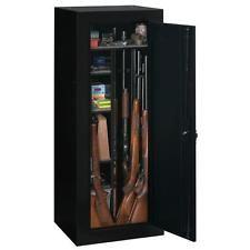 Long Gun Safe Firearms Pistol Cabinet Stack On Gun Safes Metal Sentinel Large