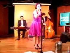 Show Camilla Ines  Jazzmine - Speak low